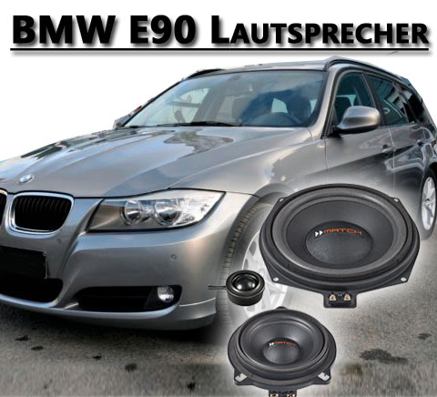 bmw 3er e90 e91 lautsprecher auto lautsprecher radio. Black Bedroom Furniture Sets. Home Design Ideas
