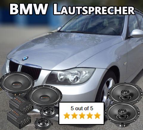 Bmw Lautsprecher Autoboxen Für Original Einbauplätze Radio Adaptereu