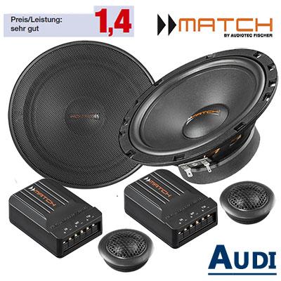 Audi-A4-B7-Lautsprecher-Note-sehr-gut-vordere-oder-hintere-Türen