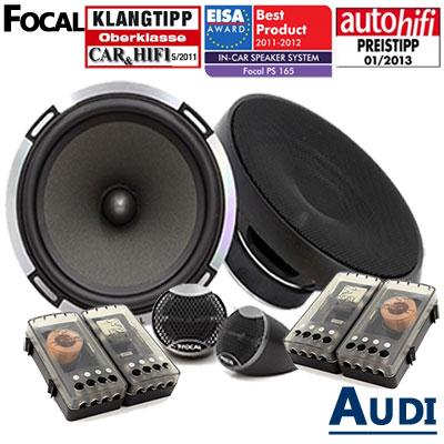 Audi-A4-B7-Lautsprecher-Testsieger-vordere-oder-hintere-Türen