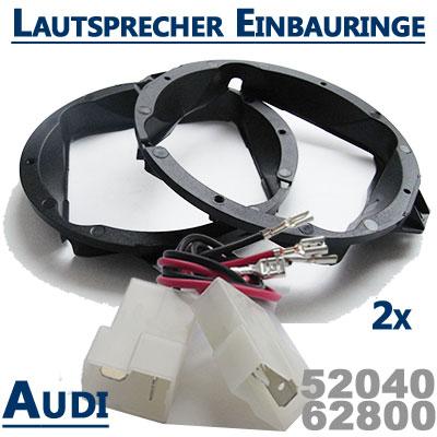 Audi-TT-Lautsprecher-Einbauringe-hintere-Einbauplätze