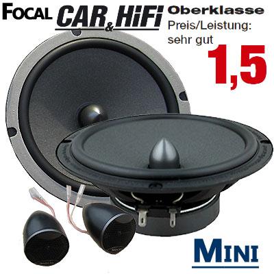 BMW-Mini-Lautsprecher-Oberklasse-sehr-gut-vordere-Türen