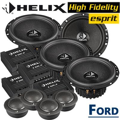 Ford-Mondeo-MK4-Lautsprecher-Soundsystem-für-4-Türen