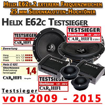 Helix-E62c-Testsieger