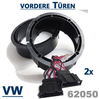 Lautsprecherringe-vordere-Türen-VW-Golf-6