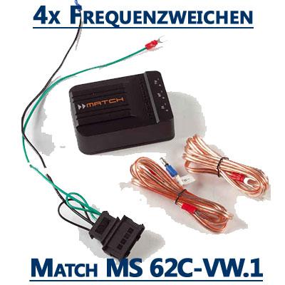 Match-MS62C-VW-1-4x-Frequenzweichen