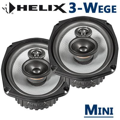Mini-Cooper-Dreitürer-Auto-Lautsprecher-Einbauort-beide-Seiten-hinten