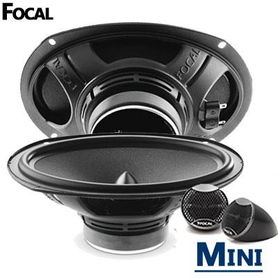 Mini-Cooper-Dreitürer-Lautsprecher-hintere-Einbauplätze