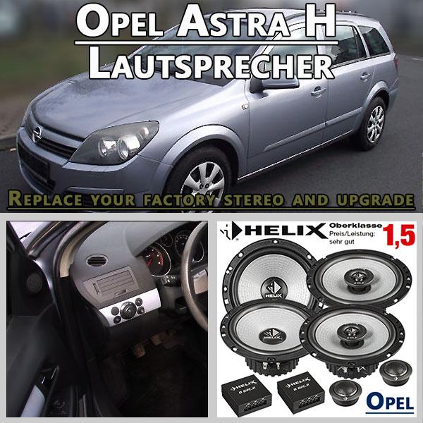 Opel-Astra-H-Lautsprecher