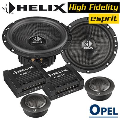 Opel-Meriva-A-Lautsprecher-Einbauset-vordere-oder-hintere-Türen