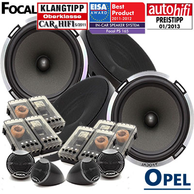 Opel-Meriva-A-Lautsprecher-Testsieger-4-Hochtöner-Komplettset