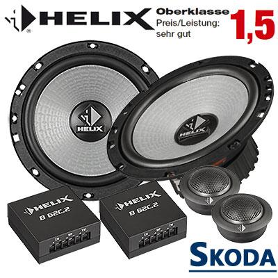 Skoda-Fabia-II-Lautsprecher-Oberklasse-vordere-oder-hintere-Türen