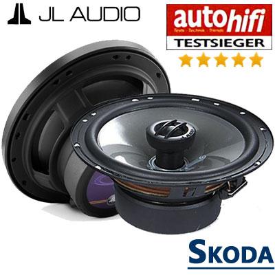 Skoda-Octavia-II-Türlautsprecher-Testsieger-gut-vorne-oder-hinten
