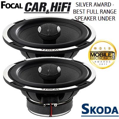 Skoda-Superb-II-Lautsprecher-Koax-Award-Gewinner-vorne-oder-hinten