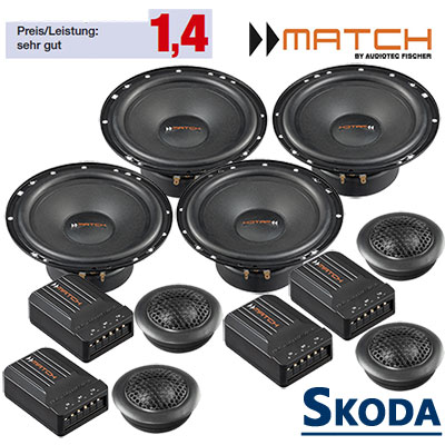 Skoda Yeti Auto Lautsprecher Set mit 4 Hochtöner Skoda Yeti Auto Lautsprecher Set mit 4 Hochtöner Skoda Yeti Auto Lautsprecher Set mit 4 Hocht  ner