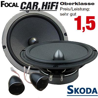 Skoda-Yeti-Lautsprecher-Oberklasse-sehr-gut-vordere-Türen