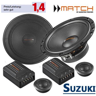 Suzuki-Grand-Vitara-Lautsprecher-für-beide-vorderen-Türen