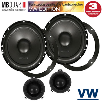 VW-Touran-Lautsprecher-mit-VW-Hochtöner-hintere-Türen