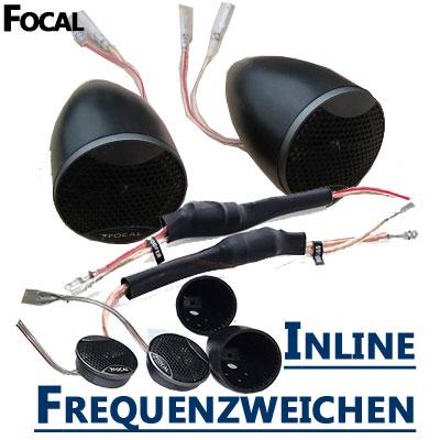 focal-ISS165-inline-Frequenzweichen-und-Hochtöner