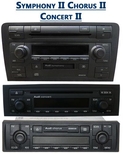 Audi-Symphony-II,-Chorus-II,-Concert-II audi a3 adapter für lenkradfernbedienung mit can bus Audi A3 Adapter für Lenkradfernbedienung mit CAN BUS Audi Symphony II Chorus II Concert II