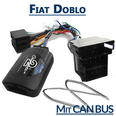 fiat doblo lenkrad fernbedienung adapter mit can bus Fiat Doblo Lenkrad Fernbedienung Adapter mit CAN BUS Fiat Doblo Lenkrad Fernbedienung Adapter mit CAN BUS