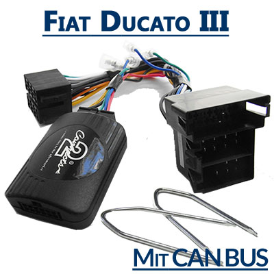 fiat ducato lenkrad fernbedienung adapter mit can bus Fiat Ducato Lenkrad Fernbedienung Adapter mit CAN BUS Fiat Ducato Lenkrad Fernbedienung Adapter mit CAN BUS