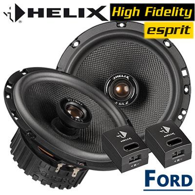 Ford-Kuga-Koaxial-Lautsprecher-Boxen-für-die-vorderen-Türen