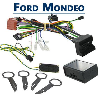 Ford-Mondeo-Adapter-für-Lenkradfernbedienung-mit-Parksensor