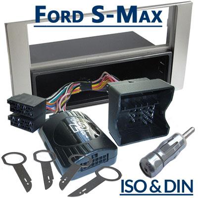 Ford S-Max Lenkrad Fernbedienung Adapter mit Autoradio Einbauset Ford S-Max Lenkrad Fernbedienung Adapter mit Autoradio Einbauset Ford S Max Lenkrad Fernbedienung Adapter mit Autoradio Einbauset