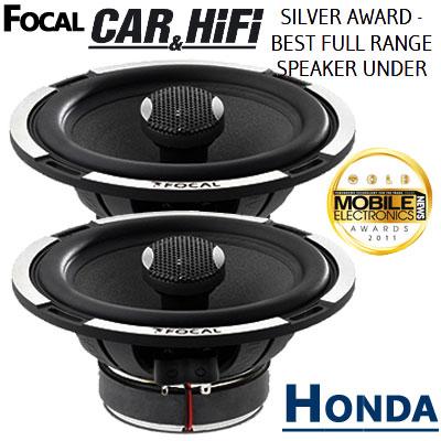 Honda-S2000-Lautsprecher-Koax-Award-Gewinner-für-vordere-Türen