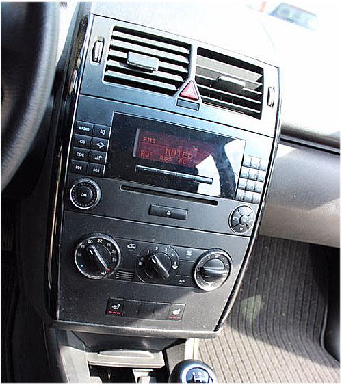 Mercedes-A-Klasse-W169-Audio-20-Radio Mercedes A-Klasse W169 Adapter für Lenkradfernbedienung mit CAN BUS Mercedes A-Klasse W169 Adapter für Lenkradfernbedienung mit CAN BUS Mercedes A Klasse W169 Audio 20 Radio