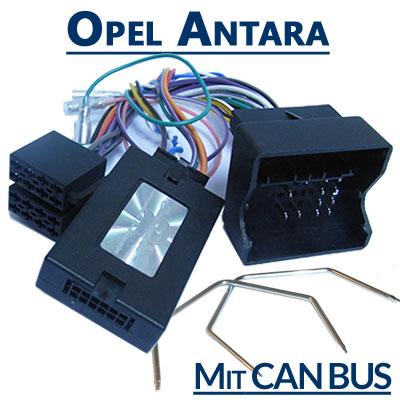 Opel-Antara-Adapter-für-Lenkradfernbedienung-mit-CAN-BUS
