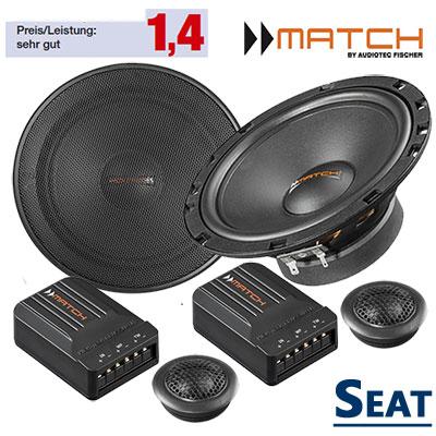 Seat-Cordoba-6L-Lautsprecher-Note-sehr-gut-vordere-oder-hintere-Türen