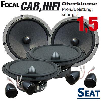 Seat-Ibiza-6L-Lautsprecher-Oberklasse-sehr-gut-hinten-und-vorne
