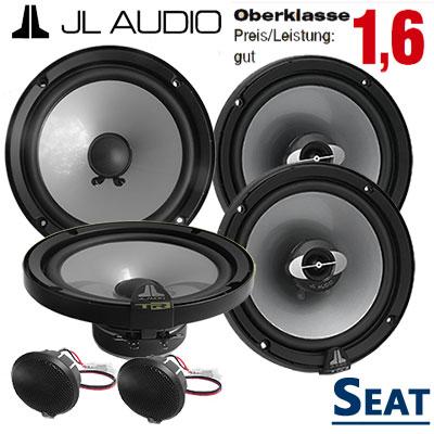 Seat Ibiza 6L Lautsprecher Set Oberklasse vorne und hinten Seat Ibiza 6L Lautsprecher Set Oberklasse vorne und hinten Seat Ibiza 6L Lautsprecher Set Oberklasse vorne und hinten 1