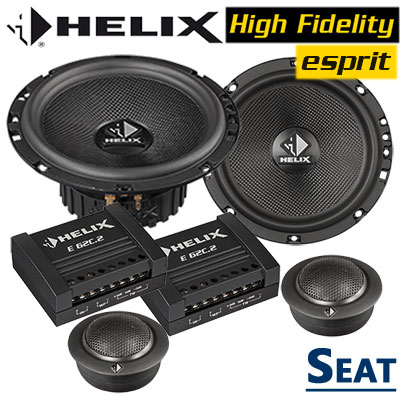 Seat-Ibiza-6L-Lautsprecher-Soundsystem-vordere-Türen