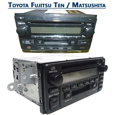 Toyota-Fujitsu-Ten-und-Matsushita-Radio