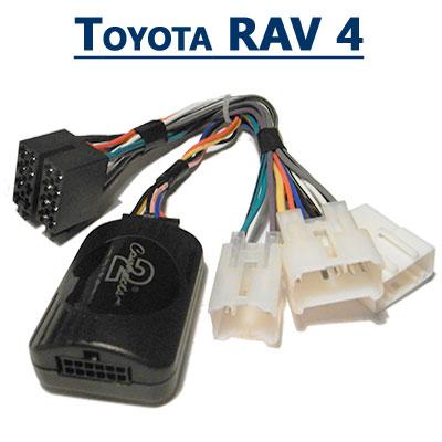 Toyota-RAV4-Lenkrad-Fernbedienung-Adapter