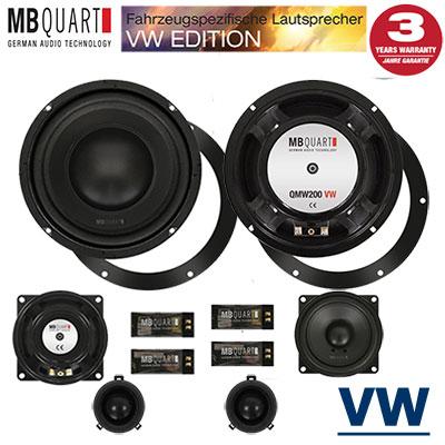 VW-Golf-5-Variant-Soundsystem-Lautsprecher-für-die-vorderen-Türen