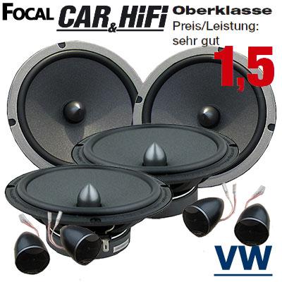 VW-Passat-3BG-Variant-Lautsprecher-Oberklasse-sehr-gut-hinten-vorne
