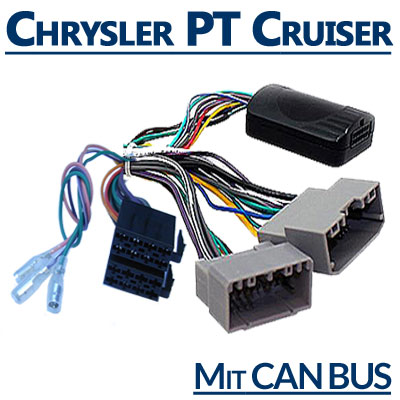 Chrysler-PT-Cruiser-Adapter-für-Lenkradfernbedienung