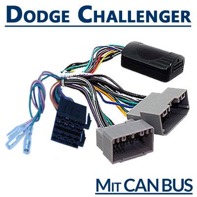 Dodge-Challenger-Adapter-für-Lenkradfernbedienung