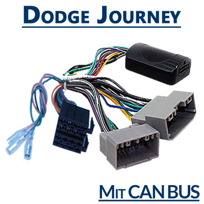 Dodge-Journey-Adapter-für-Lenkradfernbedienung