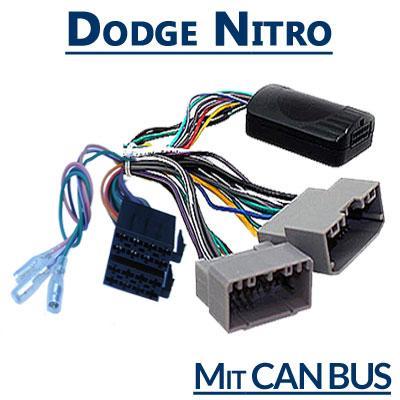 Dodge-Nitro-Adapter-für-Lenkradfernbedienung