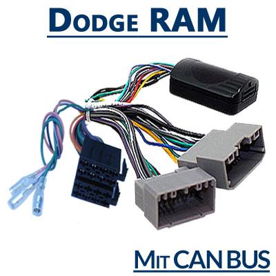 Dodge-RAM-Adapter-für-Lenkradfernbedienung