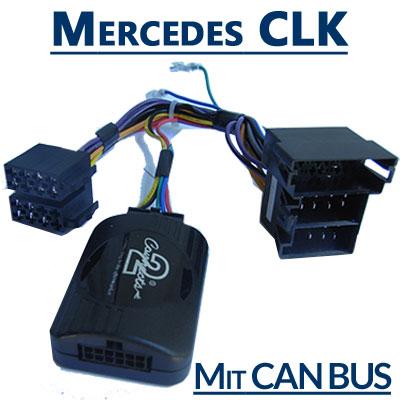 Mercedes-CLK-209-Adapter-für-Lenkradfernbedienung-bis-2004