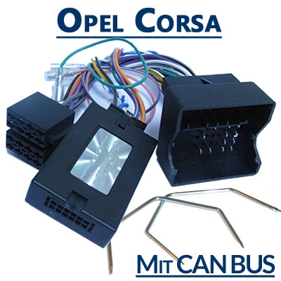 Opel-Corsa-Adapter-für-Lenkradfernbedienung-mit-CAN-BUS
