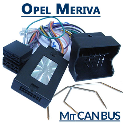 Opel-Meriva-Adapter-für-Lenkradfernbedienung-mit-CAN-BUS