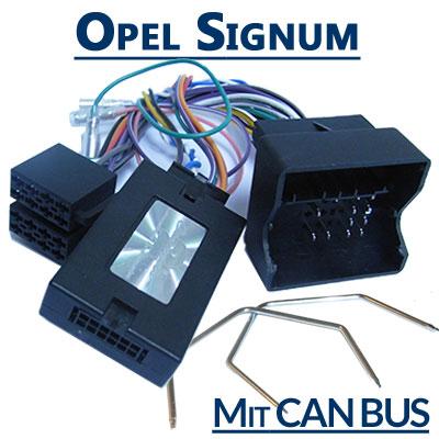 Opel-Signum-Adapter-für-Lenkradfernbedienung-mit-CAN-BUS