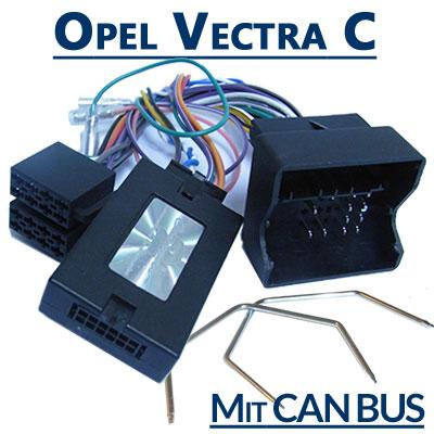 Opel-Vectra-C-Adapter-für-Lenkradfernbedienung-mit-CAN-BUS